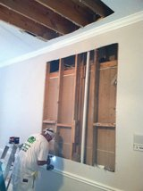 Drywall Patch & Match Services in Conroe, Texas
