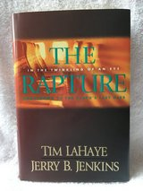 The Rapture by Tim LaHaye & Jerry B. Jenkins Hard Cover Book from Left Behind Series in Oswego, Illinois
