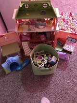 Fisher Price doll house in Fort Carson, Colorado