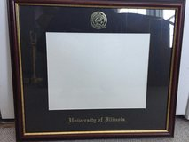 Diploma Frame U of Illinois in Naperville, Illinois