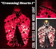 """CROWNING HEARTS 1"" Cool Vessels Brand Light in Lake Charles, Louisiana"
