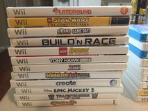 Wii Games in Morris, Illinois