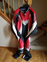 Motorcycle leathers in Plainfield, Illinois