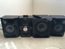 Sony MHCEC919iP 700 Watts sound system in Schofield Barracks, Hawaii