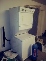 Washer and Gas Dryer stack pack in 29 Palms, California