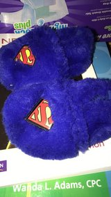 Superman Slippers 9-12 Months in Fort Bliss, Texas