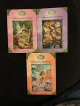 3 Disney Fairies books in Camp Lejeune, North Carolina