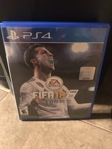 Xbox one fifa18 in Lawton, Oklahoma
