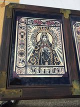 Custom Made Hardwood Frame Tarot Card Prints in 29 Palms, California