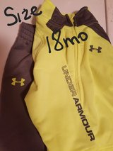 18 month Under Armour jogging suit in Alamogordo, New Mexico