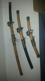 Sword set in Barstow, California