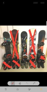 Snowboards and more in Schofield Barracks, Hawaii