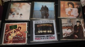 6 Music CD's - cleaning  house in Hopkinsville, Kentucky