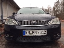 2005 Ford Mondeo Station 47-50mls/gal GREAT car for traveling Just passed Inspection in Baumholder, GE