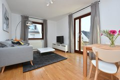 Modern furnished apartment with balcony in Stuttgart Möhringen, near Kelley and Patch - AG197218 in Stuttgart, GE