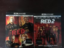 Red 1 & 2 4K DVD in Okinawa, Japan