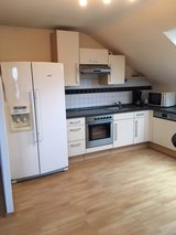 Ramstein- City, 5 Min to RAB, nice near new, 2 br apartment, complete furnished in Ramstein, Germany