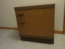 Dresser with mirror and 2 matching nightstand in Ramstein, Germany