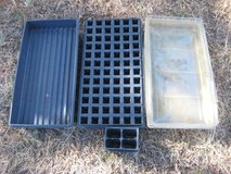 Plant Starter Boxes - Three of 'Em in Camp Lejeune, North Carolina