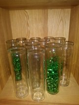 Glass vases/centerpieces in The Woodlands, Texas