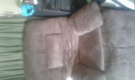 Coffee table and recliner in Watertown, New York