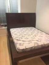 Queen size bed for sale in Vacaville, California