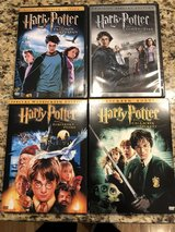 Harry Potter Set of 2 DVD's in Bolingbrook, Illinois