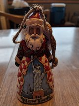 Jim Shore Collectible Santa Ornament in Fort Knox, Kentucky