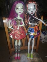22 inch monster high eye changing dolls in Beaufort, South Carolina