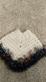 Handmade Doll Poncho in Plainfield, Illinois