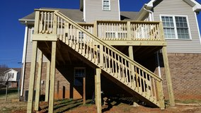 Daniels consruction and remodeling in Clarksville, Tennessee