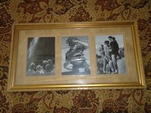 """new gold frame 21.5"""" x 11.75"""" in Naperville, Illinois"""