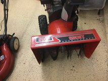 "MTD 24"" Spirit Snow Blower 2 cycle in Oswego, Illinois"