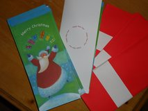 42 Xmas cards/envelopes in Glendale Heights, Illinois