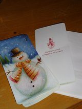 glitter snowman cards in Aurora, Illinois
