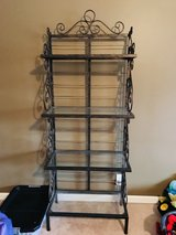 Iron Bakers Rack in Fort Campbell, Kentucky