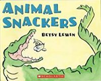 NEW Animal Snackers book in Camp Lejeune, North Carolina