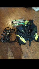 Scuba gear in Pasadena, Texas