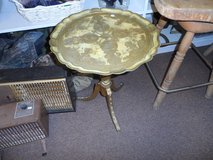 Ornate old side table in Cherry Point, North Carolina
