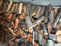 Firewood for sale in Rolla, Missouri