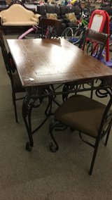 Table (4 chairs) New in Fort Leonard Wood, Missouri