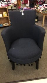Blue Chair (New) in Fort Leonard Wood, Missouri