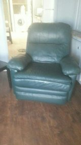 Leather Recliner in 29 Palms, California