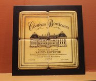 Chateau Bordeaux French Wall Art in Aurora, Illinois