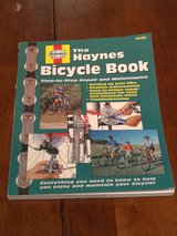 Haynes Bicycle Maintenance Book in Ramstein, Germany