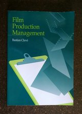 Lot of (3) Video/Film Production Books in Lawton, Oklahoma