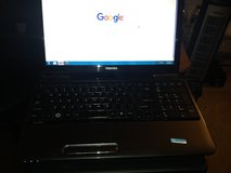 "Toshiba 17"" Laptop in Leesville, Louisiana"