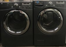 LG washer end dryer front load in Nashville, Tennessee