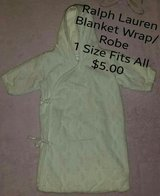 Ralph Lauren Baby Blanket Wrap/Robe in Alamogordo, New Mexico