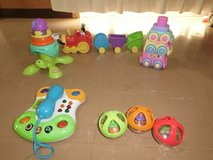 Miscellaneous Baby Toys in Okinawa, Japan
